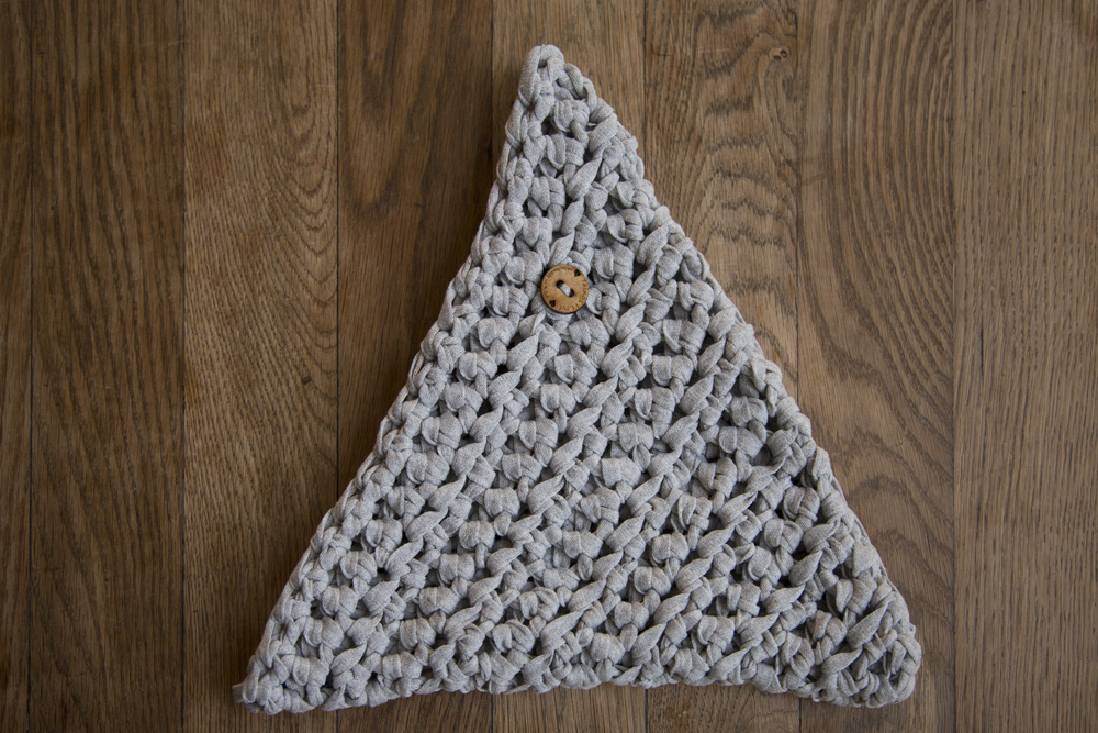 Snood Light Grey