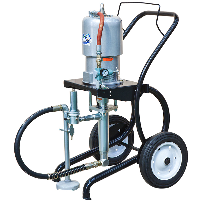 Pro 301 High delivery rate Airless Sprayer