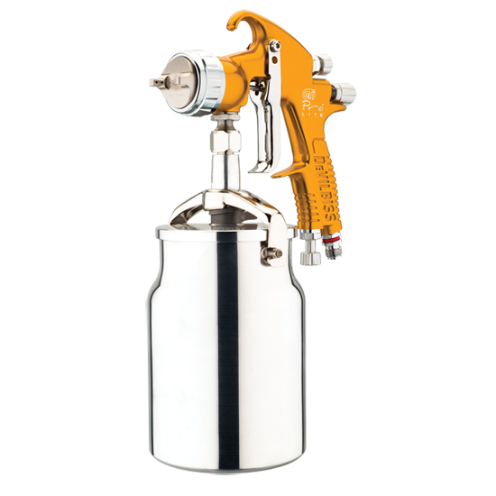 GTI Pro Lite Suction Feed Spray Gun