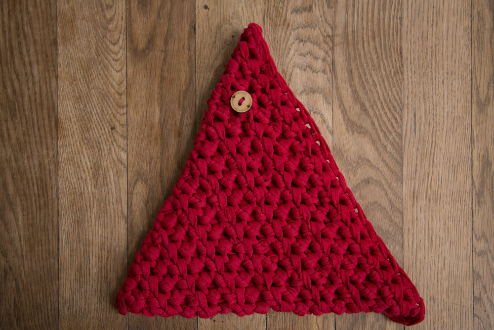 Snood Red