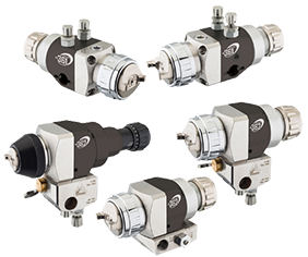 AG360 Family of Automatic Spray guns