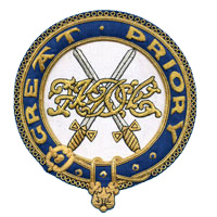 Great Priory Badge