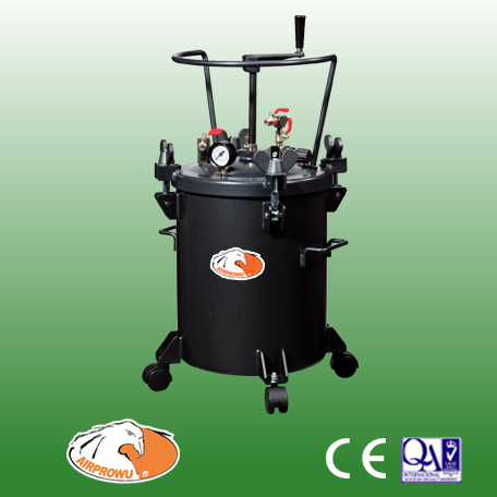 20L pressure pot with Manual Agitator