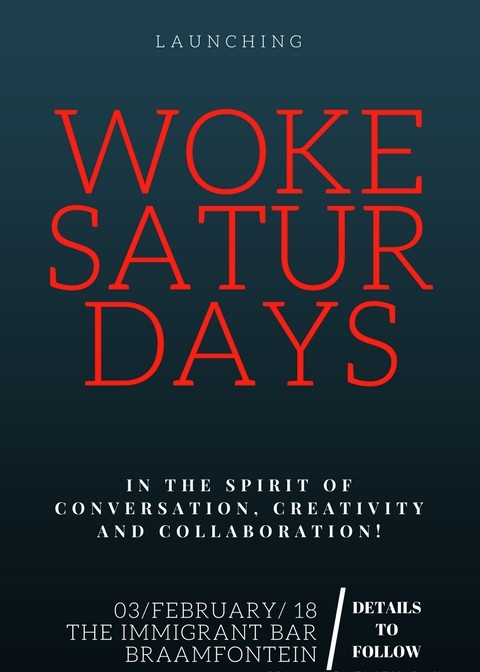 Woke Saturdays Series
