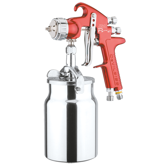 JGA Pro Suction Feed Spray Gun