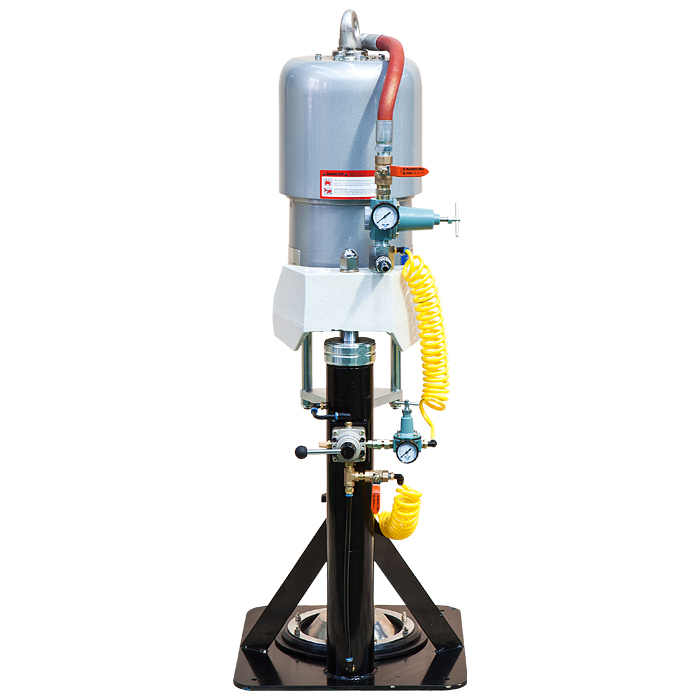 High Quality Pneumatic rams for ease of use