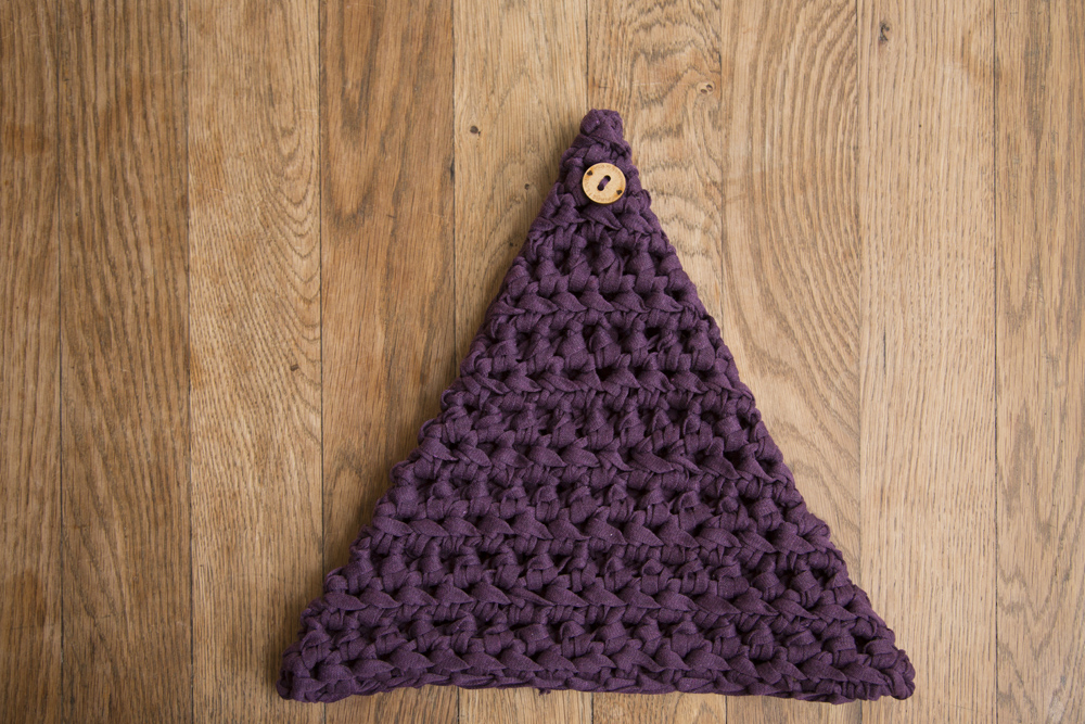 Snood Plum
