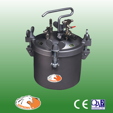 10L pressure pot without Air Agitation