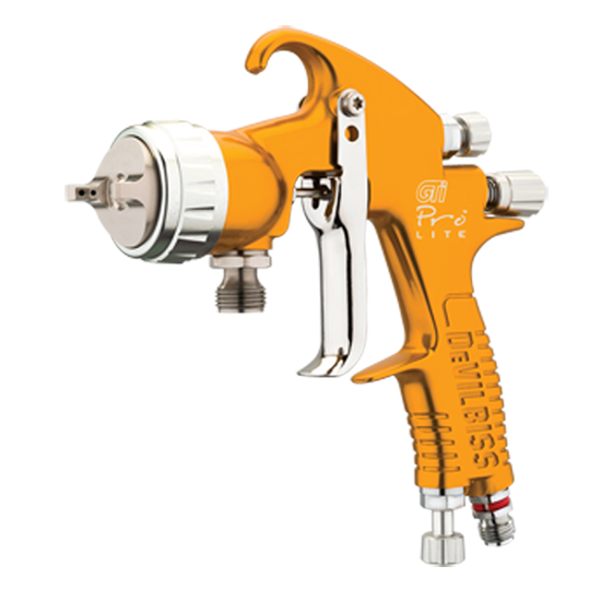 GTI Pro Lite Pressure Feed Spray Gun