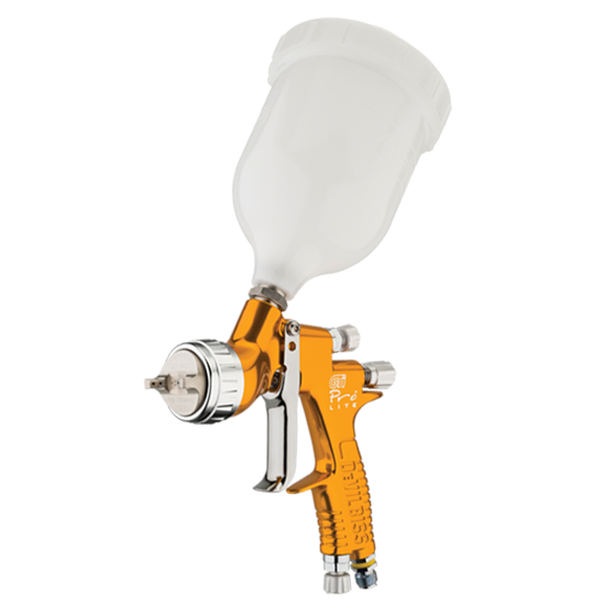 GTI Pro Lite Gravity Feed Spray Gun