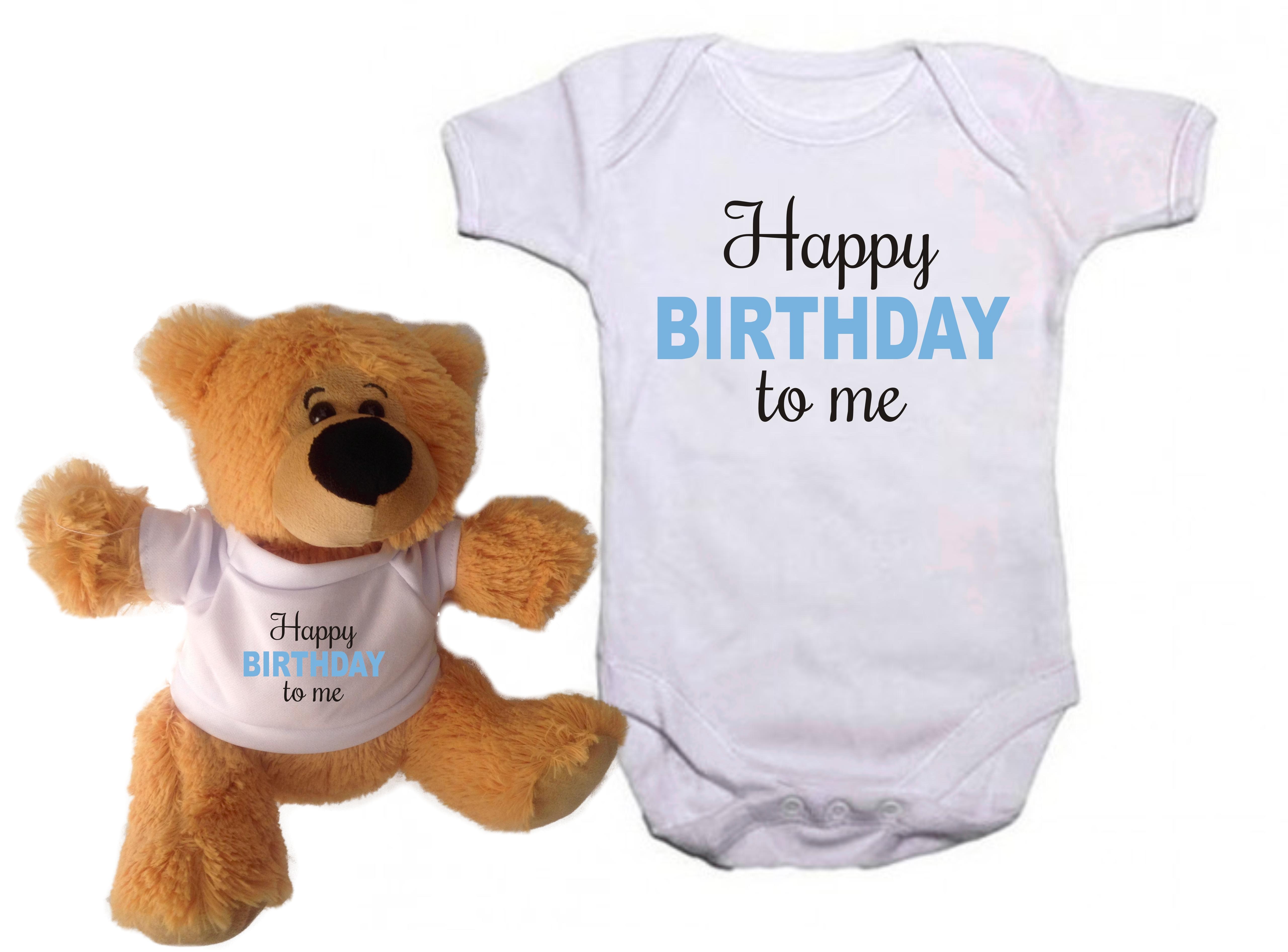 Happy Birthday To Me Boy