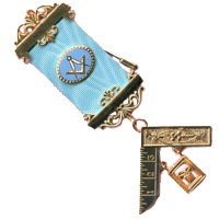 Past Master Jewel (Plain)