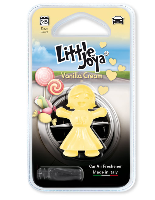 Little Joya Vanilla Cream