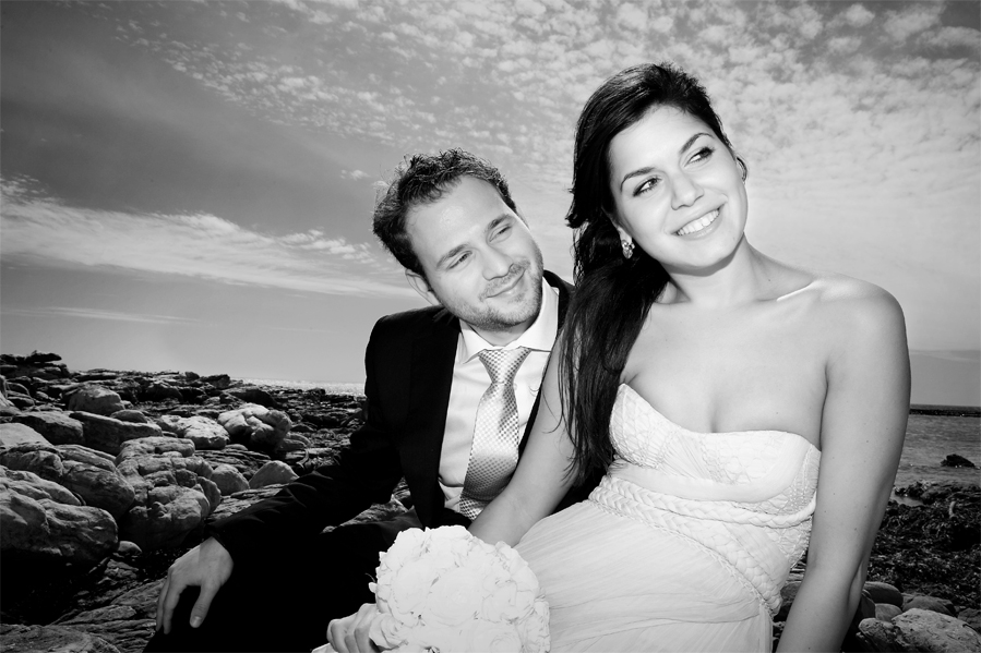 Ken and Ilona's Cape Point Wedding