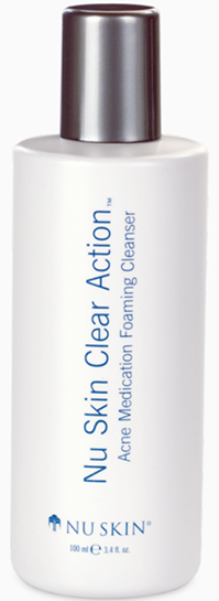 Nu Skin® Clear Action Foaming Cleanser
