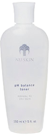 Nutricentials pH Balance Toner Normal to Dry Skin