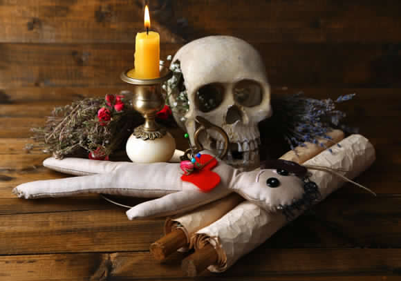 VOODOO AND BLACK MAGIC SPELLS