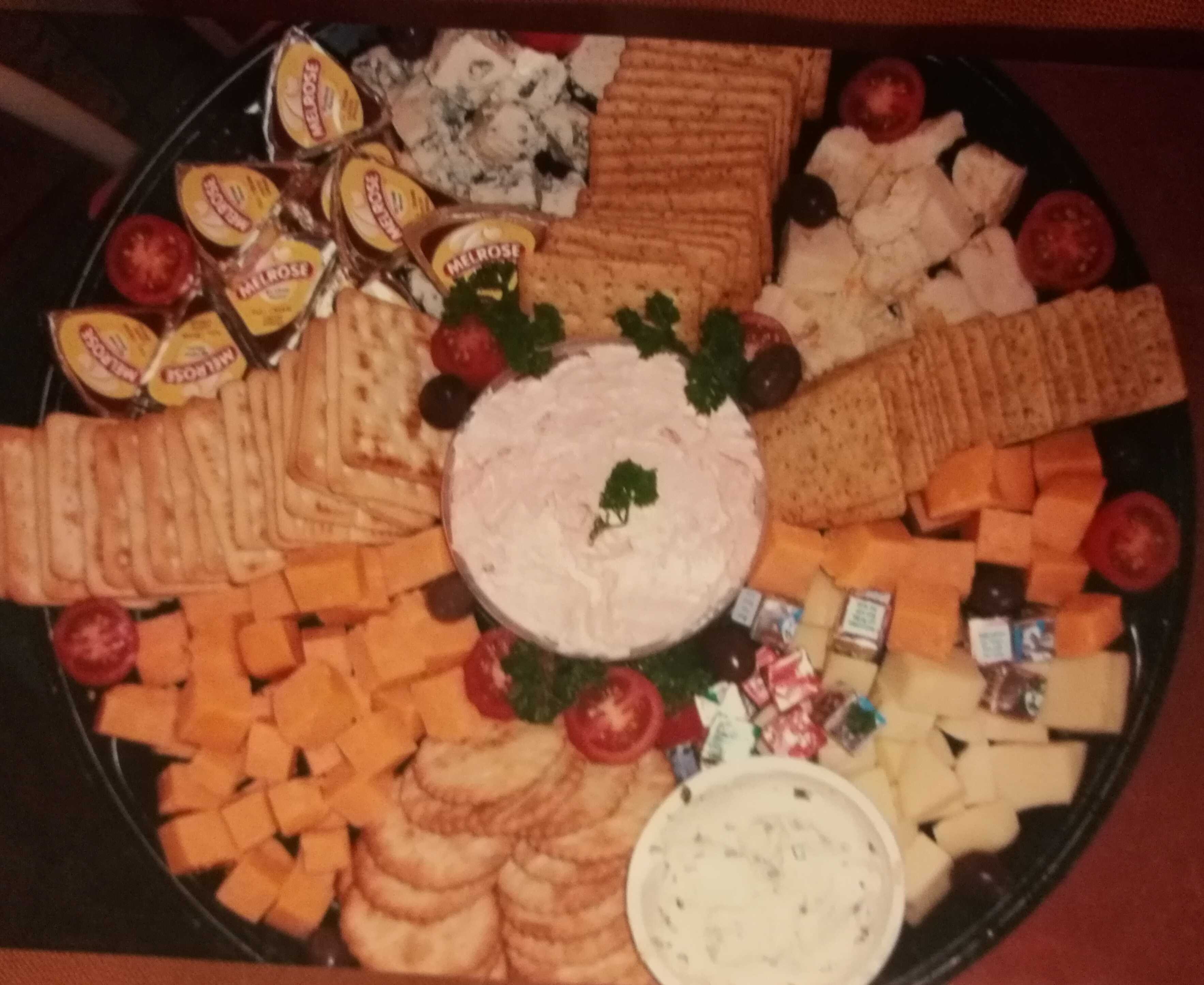 Cheese Platter R450