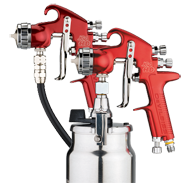 Pressure & Suction Feed Conventional Spray Gun