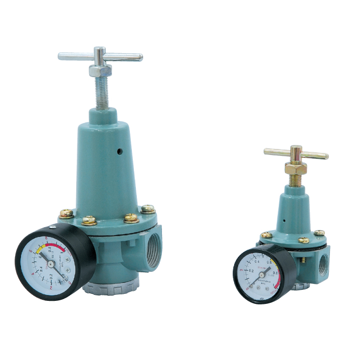 Pneumatic Air Regulators for precise control