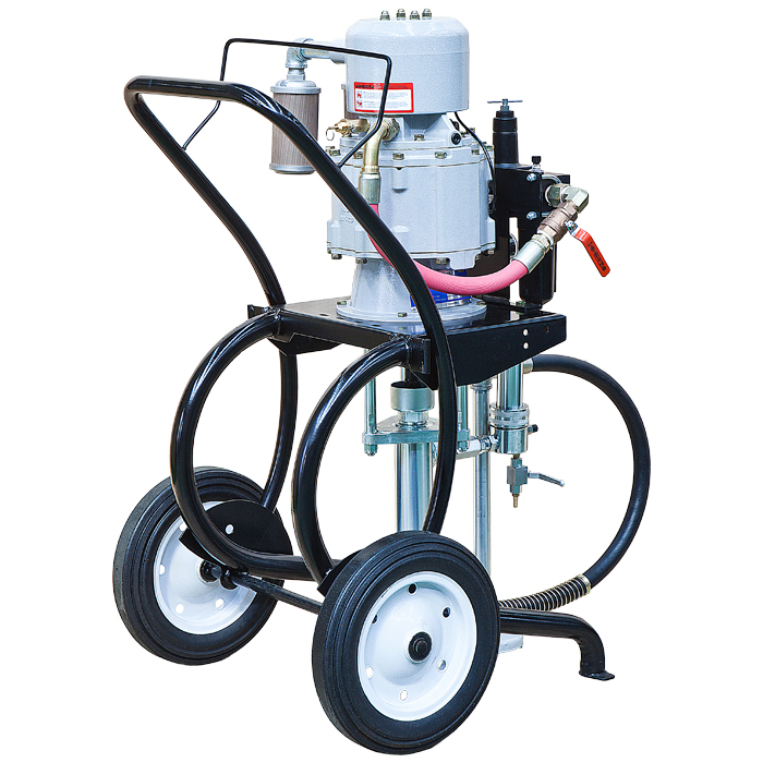 Compact trolley for ease of use on site